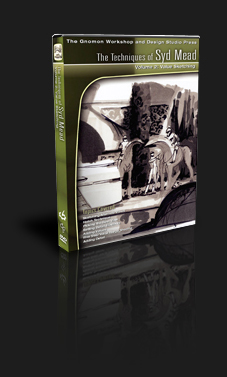 Syd Mead DVD Techniques